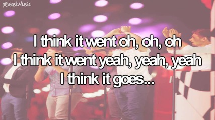 One Direction - Best Song Ever (lyrics) 2013