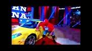 John Cena Stolen Alberto Del Rio Ferrari. @ Wwe Night of Champions 2011
