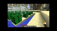 Minecraft Beta - Automatic Cactus Farm Tutorial