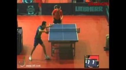 Austrian Open 2013 | Hao Shuai vs Mihai Bobocica