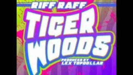 Riff Raff - Imma Play Golf (tiger Woods)