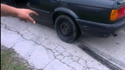 Bmw E 30 Burnout