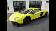 2014 Lamborghini Aventador Lp720-4 50° Anniv. Start Up, Exhaus