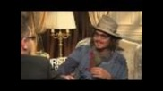 Johnny Depp in-depth Interview - The Tourist - Kevin Mccarthy