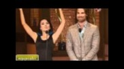 Angelique Boyer y Sebastian Rulli en Premios Tvynovelas 2011