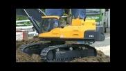 Volvo Ec 700 Excavating