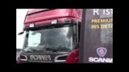 Scania R730-камион на годината за 2010