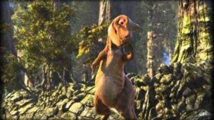 Pangea - Fantasy Animation Hd забавна анимация