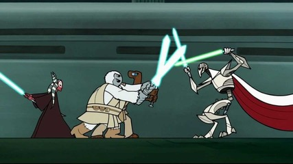Star Wars: Clone Wars (the Original) част 10