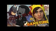 Black Male-ing Scribblenauts Dc (gametime w/smosh)