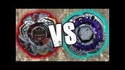 Vari Ares D:d Vs Jade Jupiter S130rb - Drigergt Friday Beyblade Battle