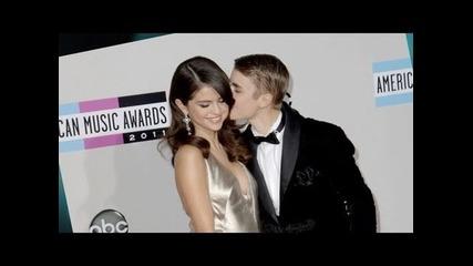 Justin Bieber & Selena Gomez .. Ama's 2011