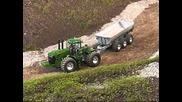 Modellbau-messe Friedrichshafen 2009 - Rc Traktoren