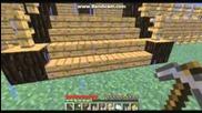 Minecraft Survival T T - s1e11 - Голямамта къща 2