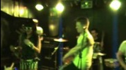 Sonic Boom Six - Virus (live @ Stroeja, Sofia - 6 October 2012)