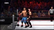 Wwe 12 - John Cena vs. Masked Kane