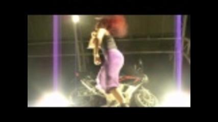 Sheilyn Ng, Dominican Republic - Madonna & Smirnoff Nightlife Exchange Project