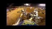 Gopro Hd: Anaheim I Race Monster Energy Supercross 2011