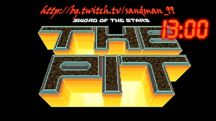 Sword Of The Stars: The Pit Livestream