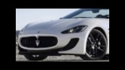 New 2013 Maserati Grancabrio Mc (slides)