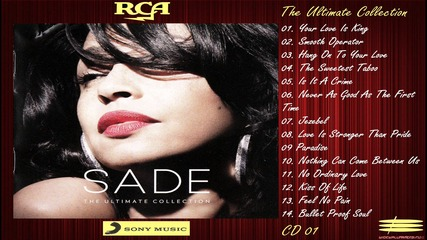 Sade - The Ultimate Collection 2011 (full Album)