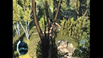 Assassins Creed 3 Епизод 3 Индианеца малко се провали стария епизод за това скипнах малко(by k1ngz)