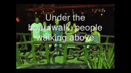 The Drifters - Under the Boardwalk (lyrics)
