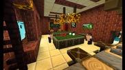 Minecraft-bg | Къща за томбола |