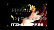 S3rl - Pika Girl (ayumiiable Nightcore Mix) 10 Hours Version