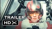 Star Wars: Episode Vii - The Force Awakens Official Teaser (2015)