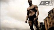 Aaron Curtis - Живота на един натурален бодибилдър