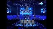 Атанас Колев в X Factor 50 cent - In Da Club [ Live ]