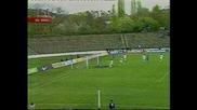 Най-сърцатият играч! Част от головете на Седрик Бардон с екипа на Левски 2!