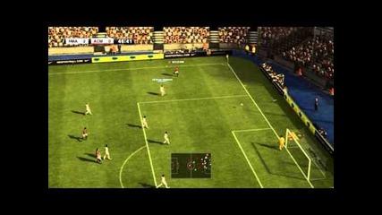Pes 2012 - Real Madrid vs. A. C. Milan - Епизод 1