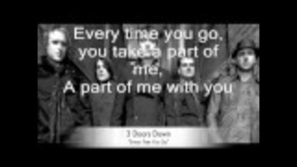 Every Time You Go __3 Doors Down
