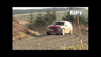 Wrc Wales Rally Gb 2011 (hd)