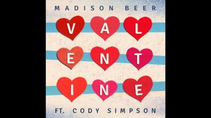 Madison Beer -valentine (ft. Cody Simpson)
