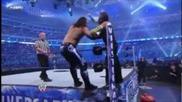 Wwe Wrestlemania 25 Xxv Matt vs Jeff Hardy Extreme Rules Match Hd