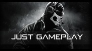 Just Gameplay - Call Of Duty Ghost [denkata_mz]