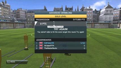 Fifa 14 Advanced Dribbling Skill Games (hd)
