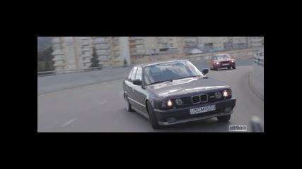 R.i.p Bmw M5 Street Drift! Giorgi Tevzadze(needfordrive.com) & Eric Davidovich