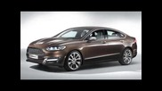 2014 Ford Mondeo Vignale concept revealed before Iaa and Fran