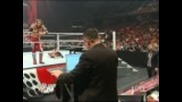 Wwe Raw: Edge Vs Daniel Bryan 9.20.10