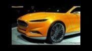 New Ford Evos 2013