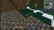 Minecraft - Hack Mine - Оцелей ако можеш ! еп.1