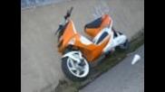 Roller Aprilia Sr