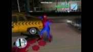 Gta Vice City Spiderman Mod