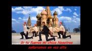 Big Time Rush - If I Ruled The World Subtitulado En Espa