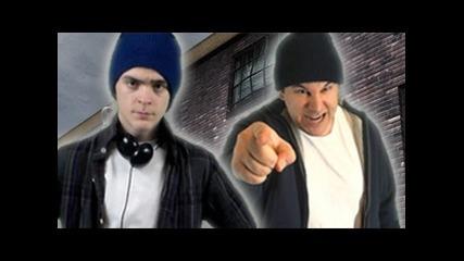 Eminem vs Macklemore - Epic Rap Battle Parodies