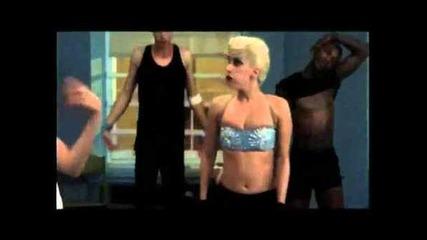 Ексклузивни кадри от сингъл на Гага!!!